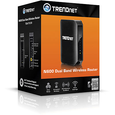 trendnet wireless router