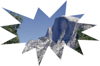 Word-2007-Half-Dome-Star